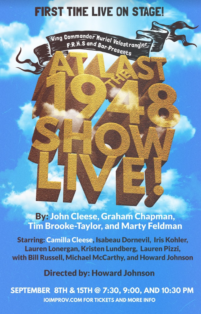 1948 Show poster